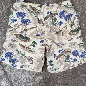 POLO SPORT swim trunks